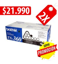 Toner Alternativo Brother TN-360