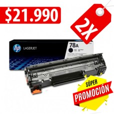 Toner Alternativo HP CE278A
